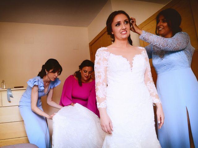 La boda de Agus y Bego en Plasencia, Cáceres 17