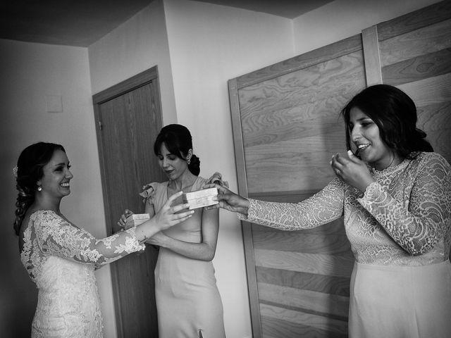 La boda de Agus y Bego en Plasencia, Cáceres 24