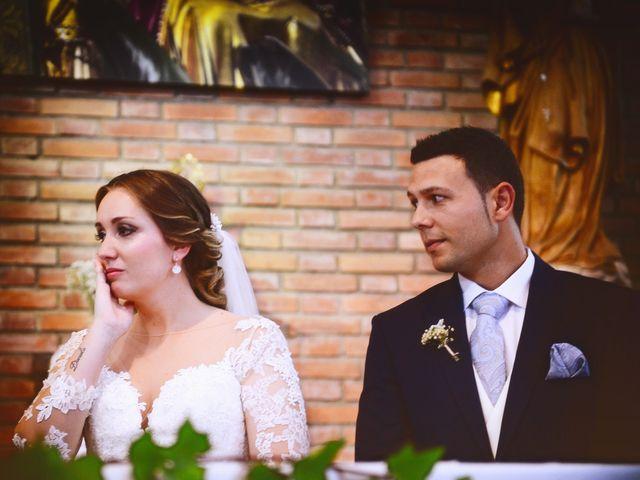 La boda de Agus y Bego en Plasencia, Cáceres 31