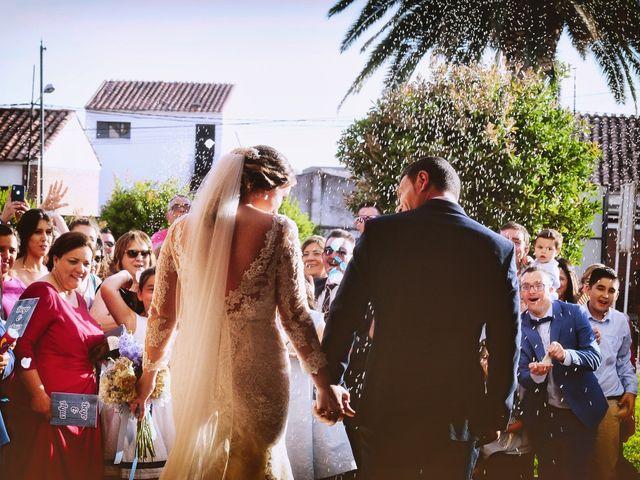 La boda de Agus y Bego en Plasencia, Cáceres 33