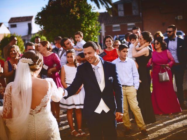 La boda de Agus y Bego en Plasencia, Cáceres 35