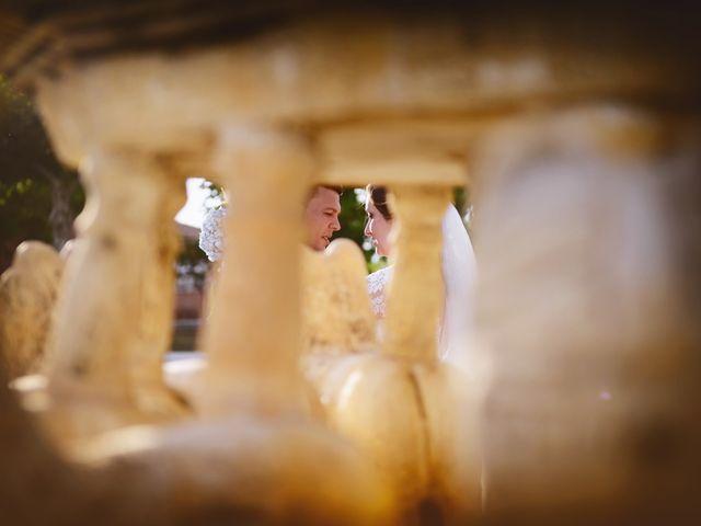 La boda de Agus y Bego en Plasencia, Cáceres 36