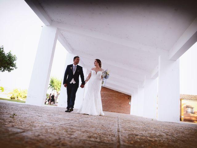 La boda de Agus y Bego en Plasencia, Cáceres 37
