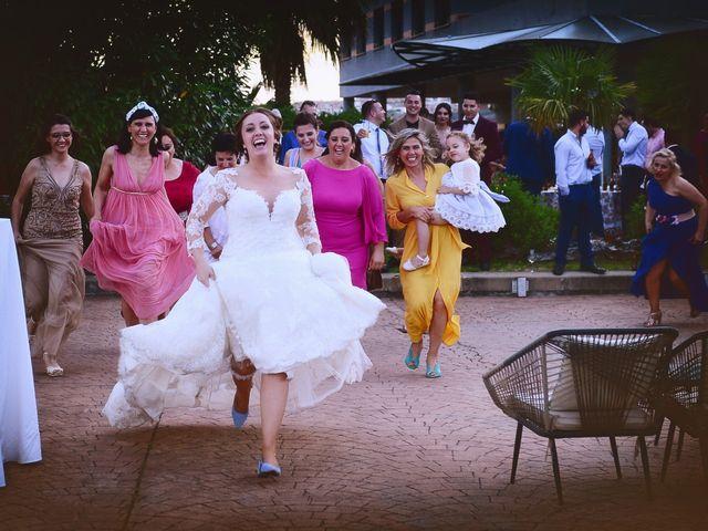 La boda de Agus y Bego en Plasencia, Cáceres 40