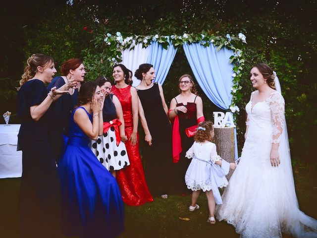 La boda de Agus y Bego en Plasencia, Cáceres 41