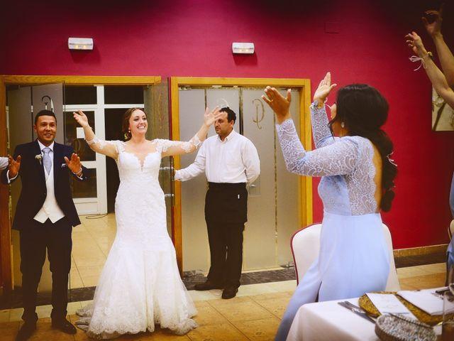 La boda de Agus y Bego en Plasencia, Cáceres 42