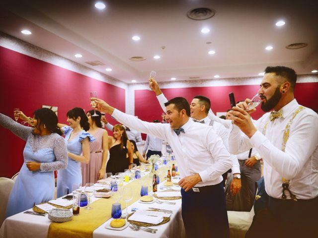 La boda de Agus y Bego en Plasencia, Cáceres 43
