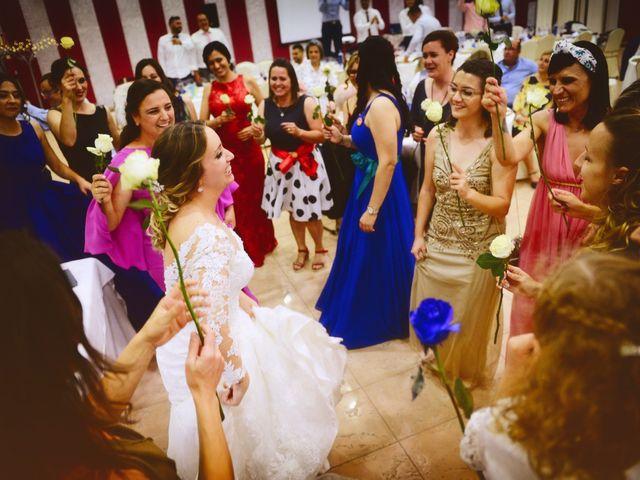 La boda de Agus y Bego en Plasencia, Cáceres 44