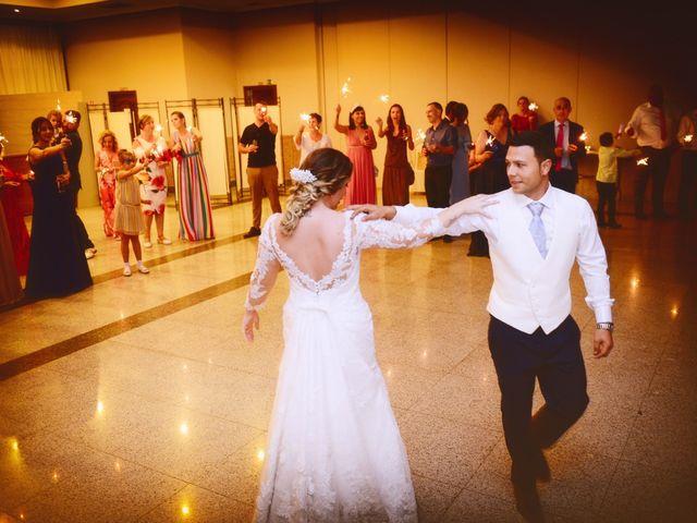 La boda de Agus y Bego en Plasencia, Cáceres 45
