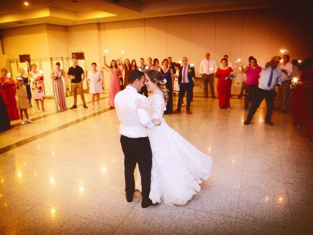 La boda de Agus y Bego en Plasencia, Cáceres 46