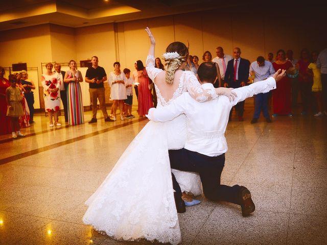 La boda de Agus y Bego en Plasencia, Cáceres 49