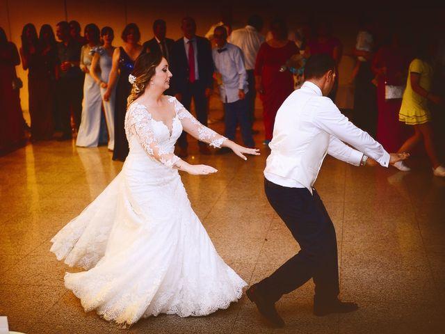 La boda de Agus y Bego en Plasencia, Cáceres 50