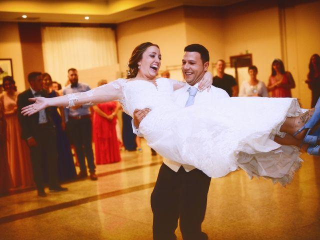 La boda de Agus y Bego en Plasencia, Cáceres 52