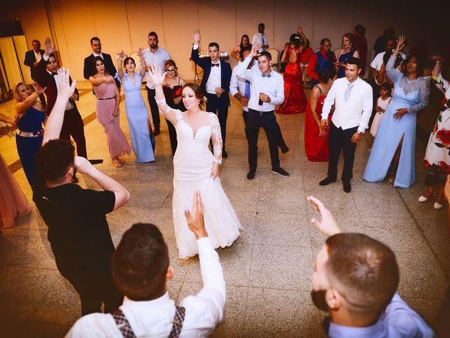 La boda de Agus y Bego en Plasencia, Cáceres 55