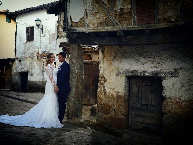 La boda de Agus y Bego en Plasencia, Cáceres 56