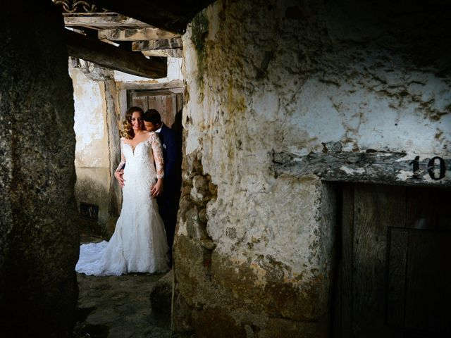 La boda de Agus y Bego en Plasencia, Cáceres 59