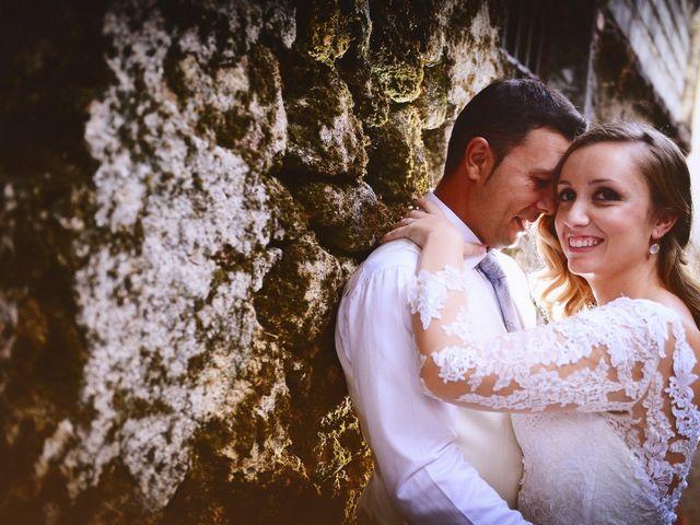 La boda de Agus y Bego en Plasencia, Cáceres 60