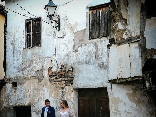 La boda de Agus y Bego en Plasencia, Cáceres 61
