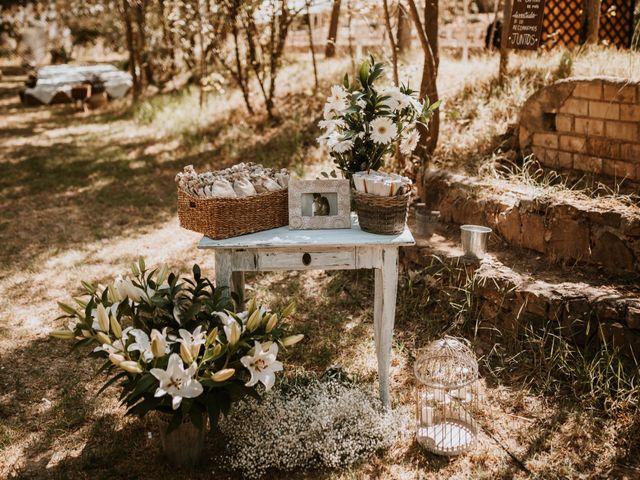 La boda de Alejandro y Blanca en Jimera De Libar, Málaga 4