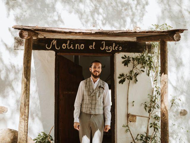 La boda de Alejandro y Blanca en Jimera De Libar, Málaga 8