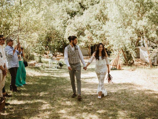La boda de Alejandro y Blanca en Jimera De Libar, Málaga 15