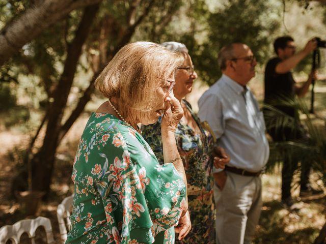 La boda de Alejandro y Blanca en Jimera De Libar, Málaga 17
