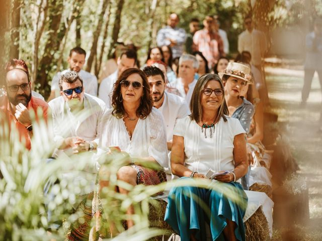 La boda de Alejandro y Blanca en Jimera De Libar, Málaga 20