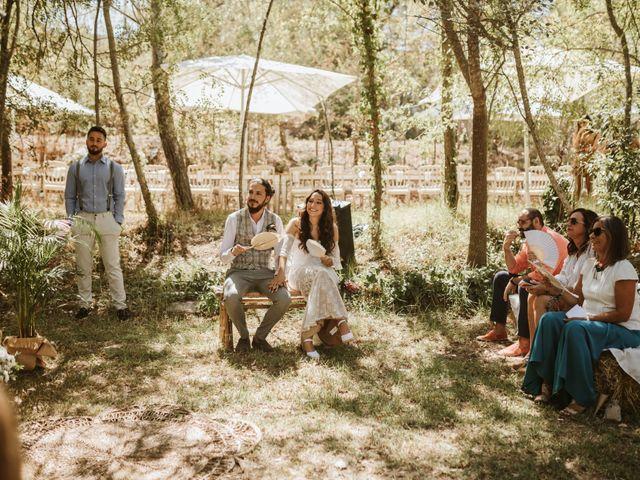 La boda de Alejandro y Blanca en Jimera De Libar, Málaga 22