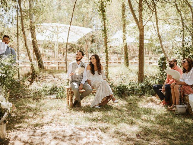 La boda de Alejandro y Blanca en Jimera De Libar, Málaga 25