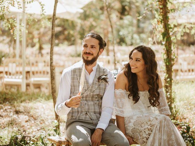 La boda de Alejandro y Blanca en Jimera De Libar, Málaga 26