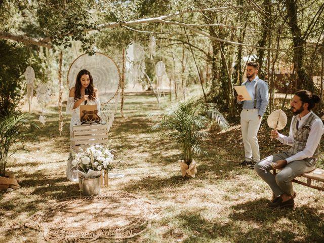 La boda de Alejandro y Blanca en Jimera De Libar, Málaga 27