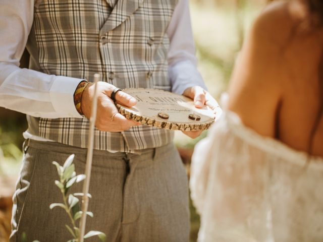 La boda de Alejandro y Blanca en Jimera De Libar, Málaga 32