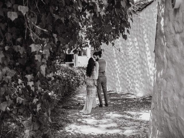 La boda de Alejandro y Blanca en Jimera De Libar, Málaga 45