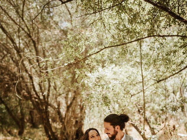 La boda de Alejandro y Blanca en Jimera De Libar, Málaga 49