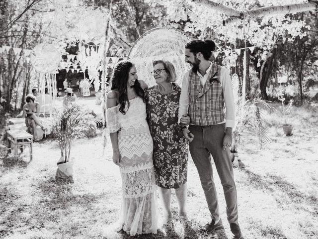 La boda de Alejandro y Blanca en Jimera De Libar, Málaga 54