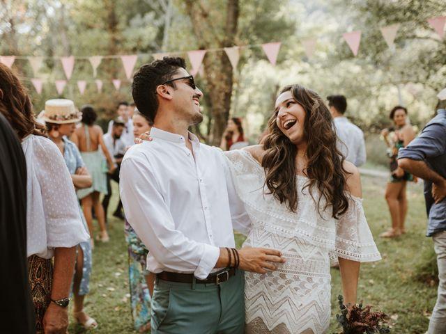 La boda de Alejandro y Blanca en Jimera De Libar, Málaga 60