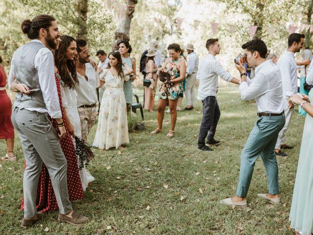 La boda de Alejandro y Blanca en Jimera De Libar, Málaga 64