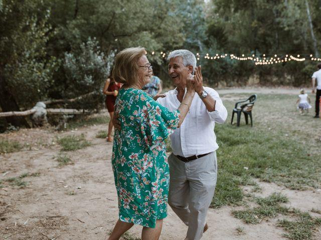 La boda de Alejandro y Blanca en Jimera De Libar, Málaga 66