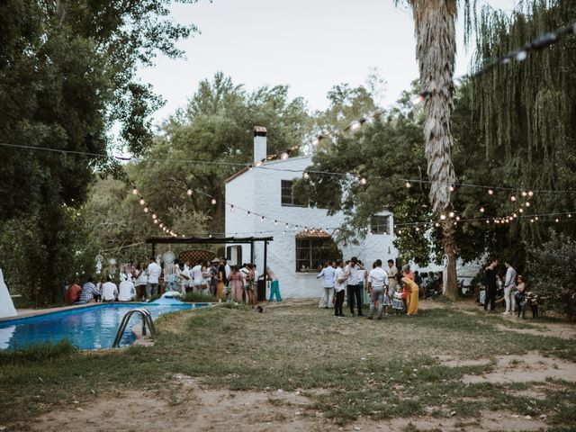 La boda de Alejandro y Blanca en Jimera De Libar, Málaga 69