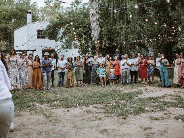 La boda de Alejandro y Blanca en Jimera De Libar, Málaga 70