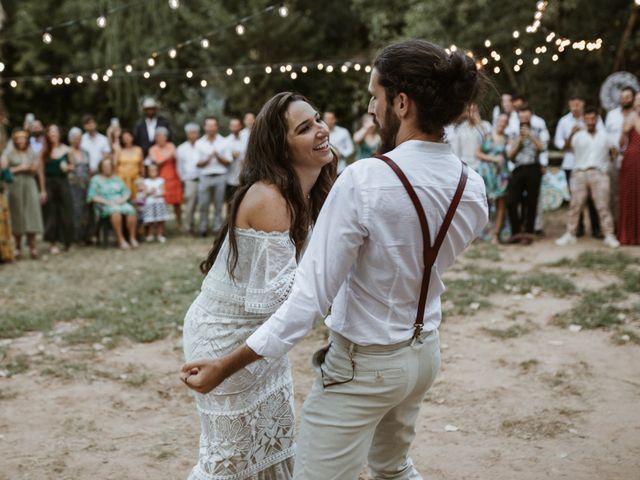 La boda de Alejandro y Blanca en Jimera De Libar, Málaga 71