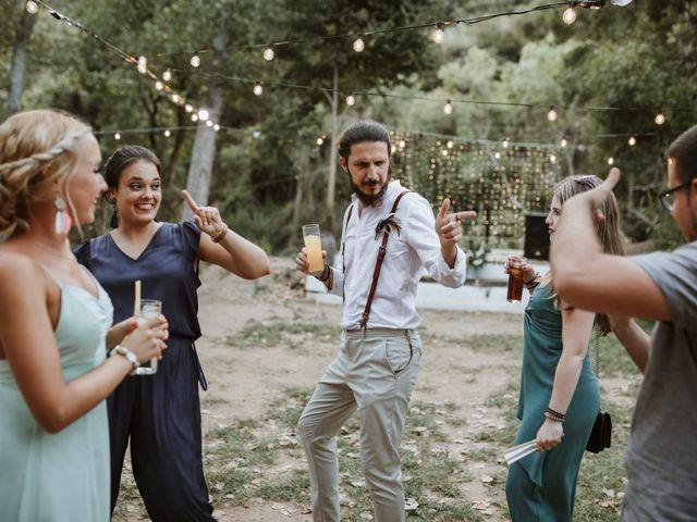 La boda de Alejandro y Blanca en Jimera De Libar, Málaga 77