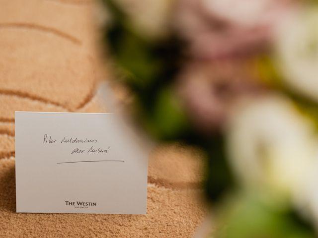 La boda de Álex y Pilar en Valencia, Valencia 6