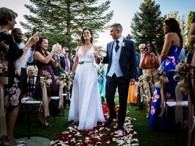 La boda de Eva y Jesús