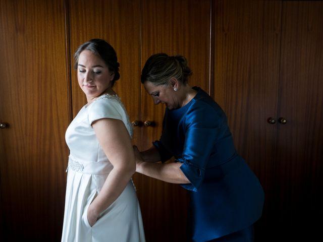La boda de Víctor y Sandra en Getxo, Vizcaya 13