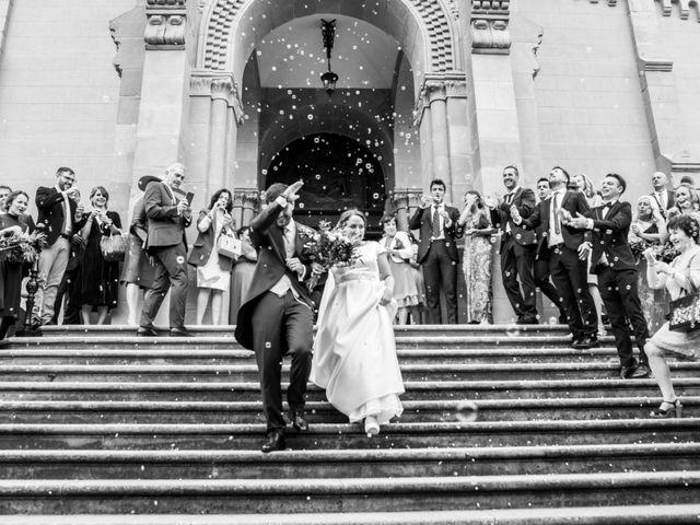 La boda de Víctor y Sandra en Getxo, Vizcaya 19