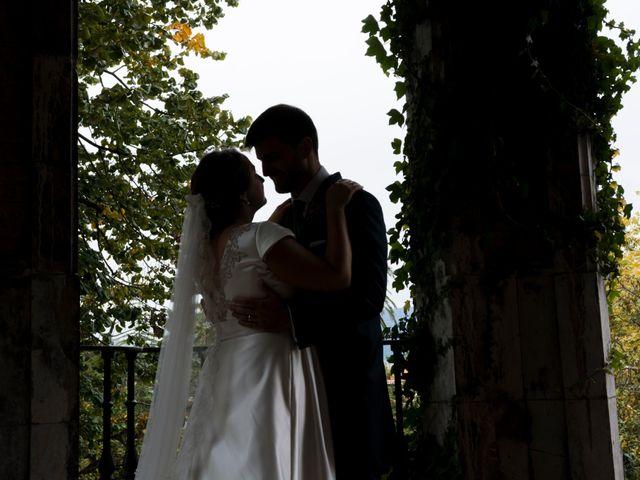 La boda de Víctor y Sandra en Getxo, Vizcaya 22