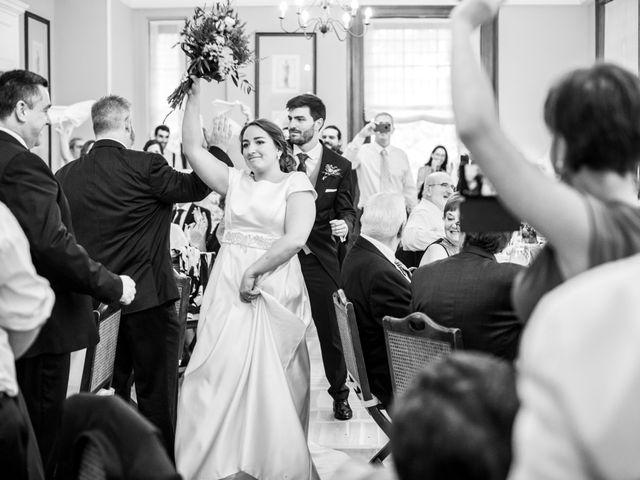 La boda de Víctor y Sandra en Getxo, Vizcaya 31