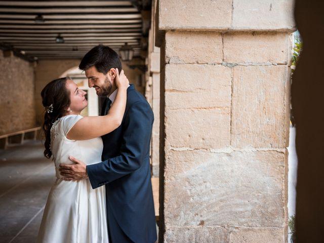La boda de Víctor y Sandra en Getxo, Vizcaya 42