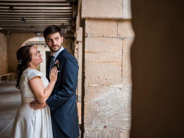 La boda de Víctor y Sandra en Getxo, Vizcaya 1